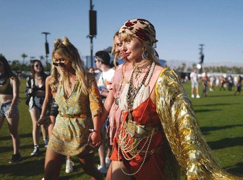Coachella 2019 : bons plans et astuces mode pour préparer son festival