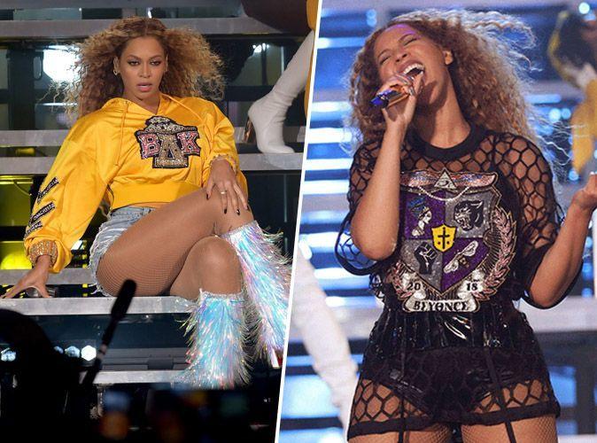 Coachella : Beyoncé a t-elle vraiment changé de vernis à ongles au milieu du show ? On a la réponse !