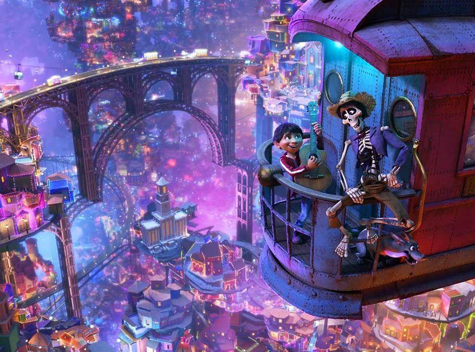 Coco d couvrez le prochain dessin anim de disney pixar - Image de dessin anime ...