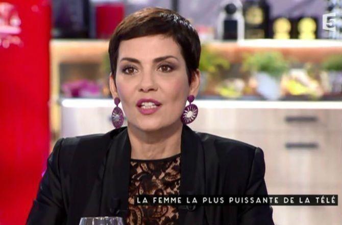 "Cristina Cordula rembarre une ""Charlotte Gainsbourg"" trop sûre d'elle !"