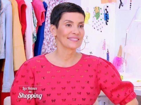 """Cristina Cordula s'en prend à une candidate des """"Reines du shopping"""" qui a commis une grosse erreur !"""