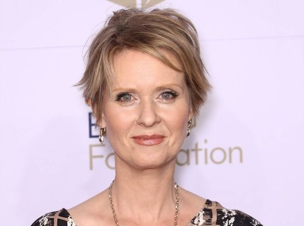 cynthia nixon sex and the city ses opposants politiques ne veulent pas d 39 une lesbienne. Black Bedroom Furniture Sets. Home Design Ideas