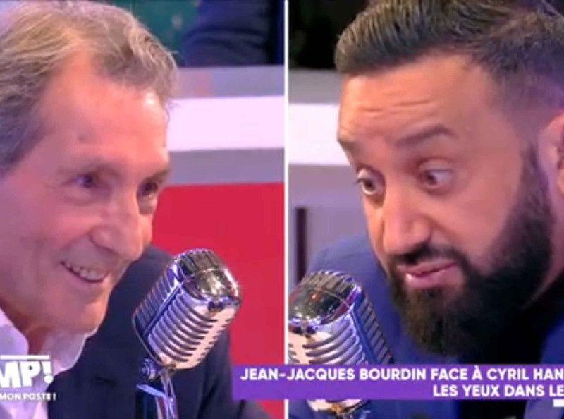 Cyril Hanouna : pourquoi Camille Combal l'a quitté ? Il avoue tout à Jean-Jacques Bourdin !