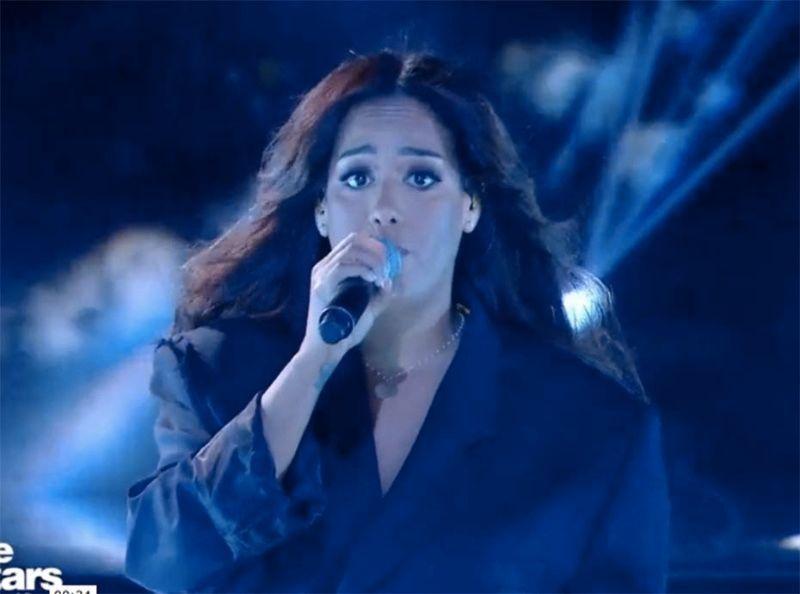 DALS 10 : Quand TF1 oublie de couper le micro de Shy'm durant la prestation d'Amel Bent...