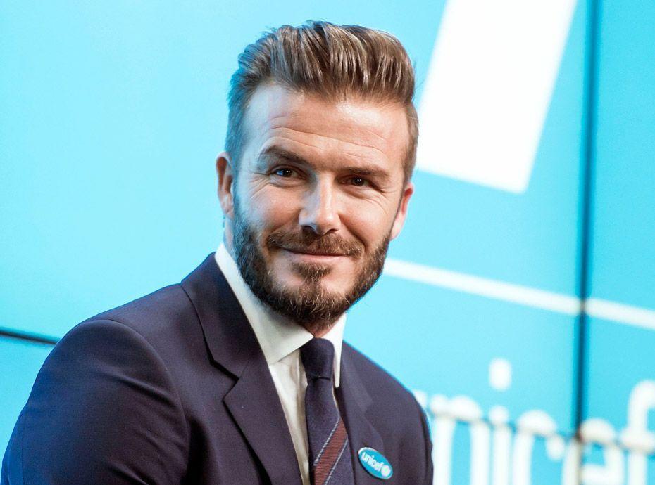 David Beckham : coup de foudre en Normandie !