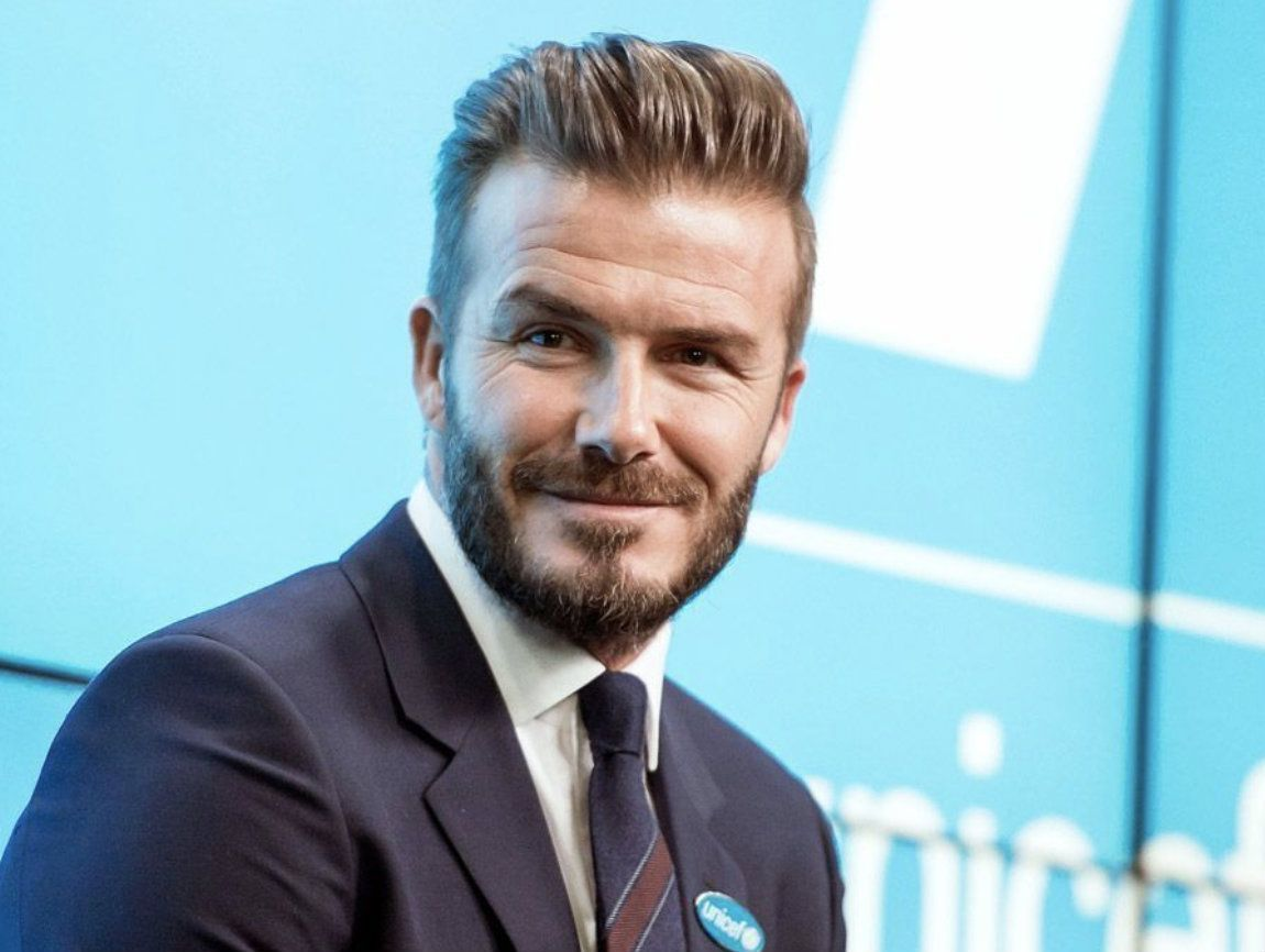 David Beckham totalement fan d'Antoine Griezmann !