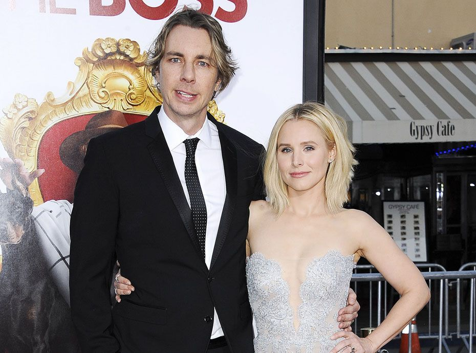 dax shepard f te ses 12 ans de sobri t son message kristen bell. Black Bedroom Furniture Sets. Home Design Ideas