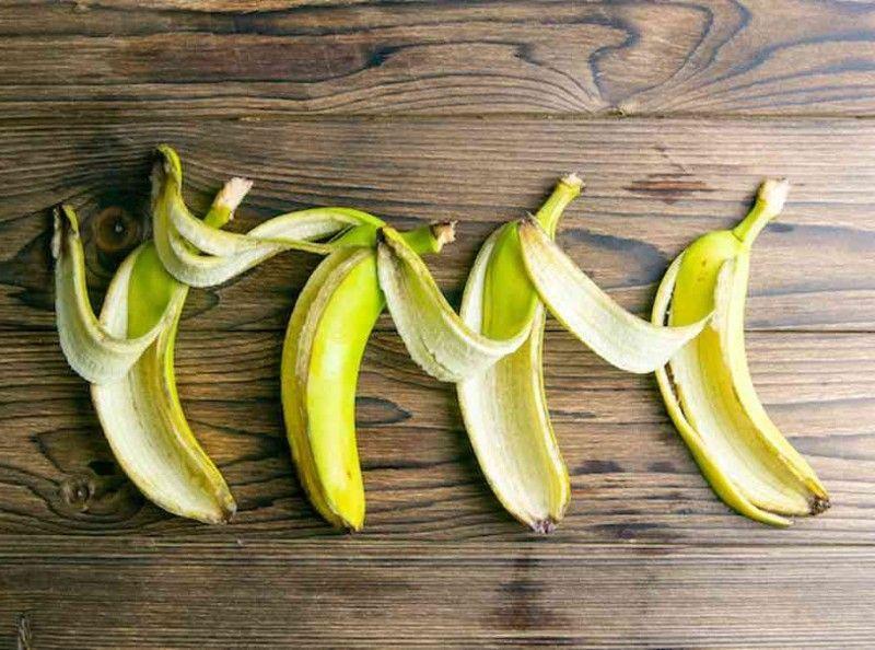 Découvrez comment recycler les peaux des bananes en produits de beauté
