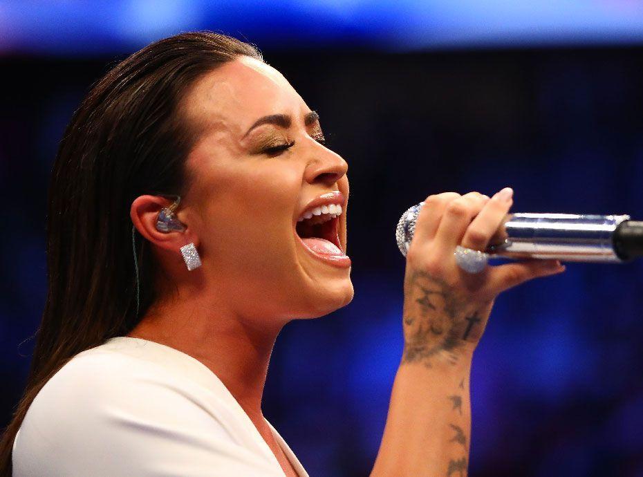 Demi Lovato fête ses six ans de sobriété !