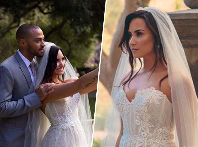 Demi Lovato : Quittée par Jesse Williams le jour de leur mariage...