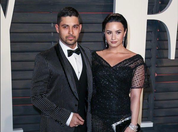 Demi Lovato : Rapprochement en vue avec son ex Wilmer Wilderrama !