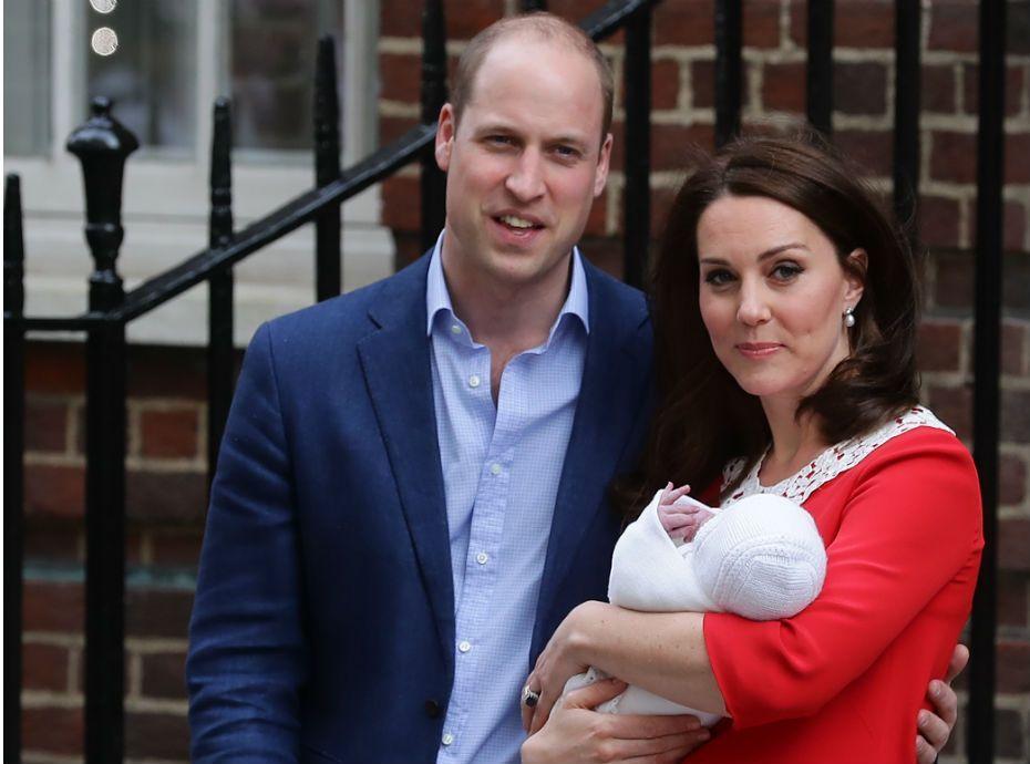 Des mamans se comparent à Kate Middleton après leur accouchement et c'est très drôle !