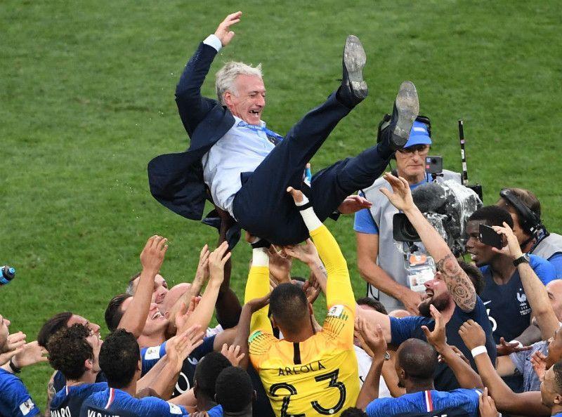 Didier Deschamps : ses jours en équipe de France sont comptés !