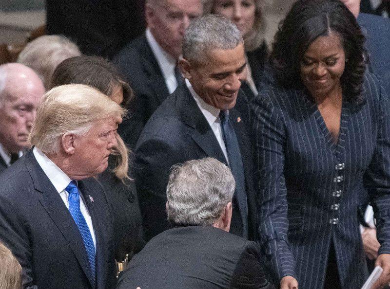 Donald Trump : Les Obama ont décidé de lui déclarer la guerre !