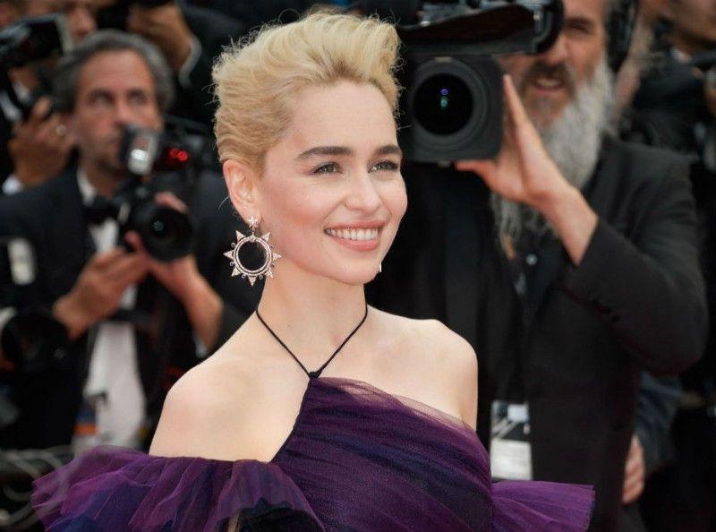 Emilia Clarke :