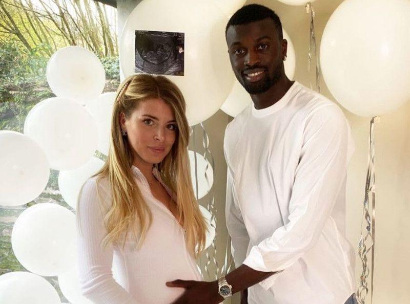 Emilie Fiorelli enceinte : La compagne de Mbaye Niang a révélé le sexe de son futur bébé !
