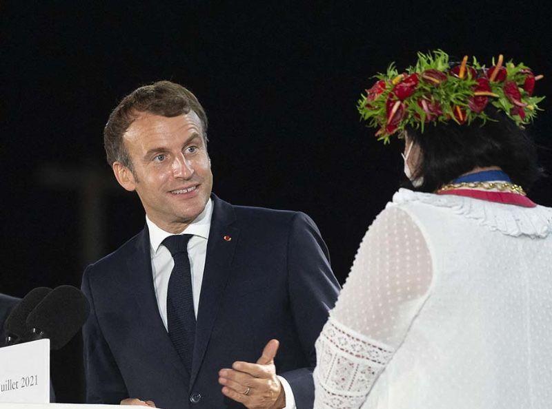 cette blague osée sur Brigitte Macron