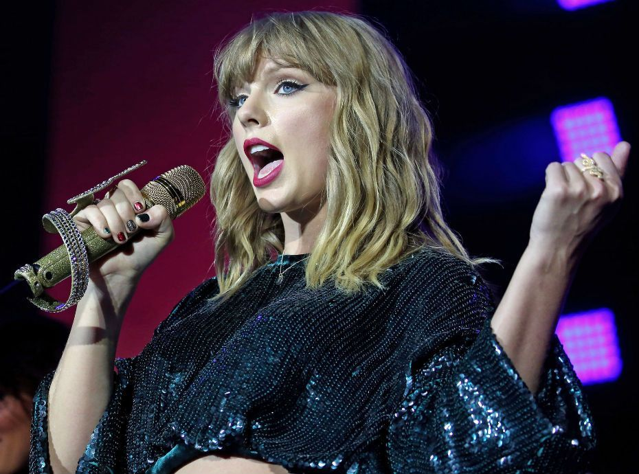 End Game : Taylor Swift fait la tournée des bars avec Ed Sheeran et le rappeur Future