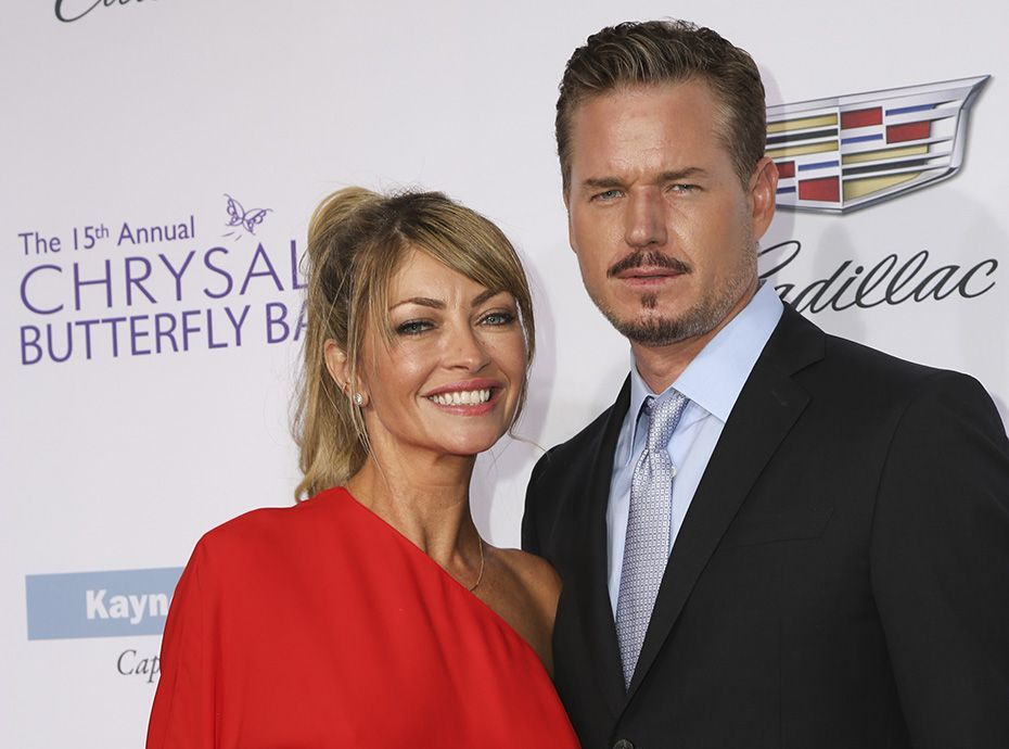 Eric Dane : Sa femme Rebecca Gayheart demande le divorce après 14 ans de mariage !