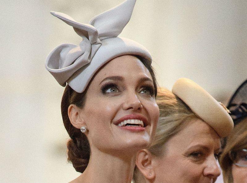 Exclu Public : Angelina Jolie est in love d'un frenchie et veut vivre à Paris !