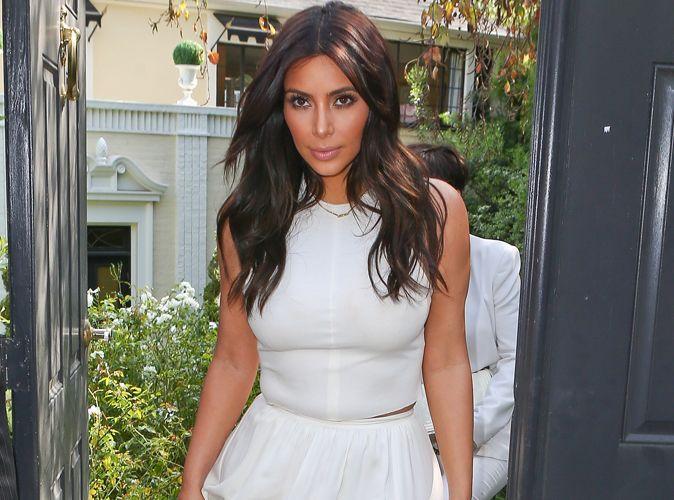 Exclu Public Kim Kardashian On Sait Enfin Quel