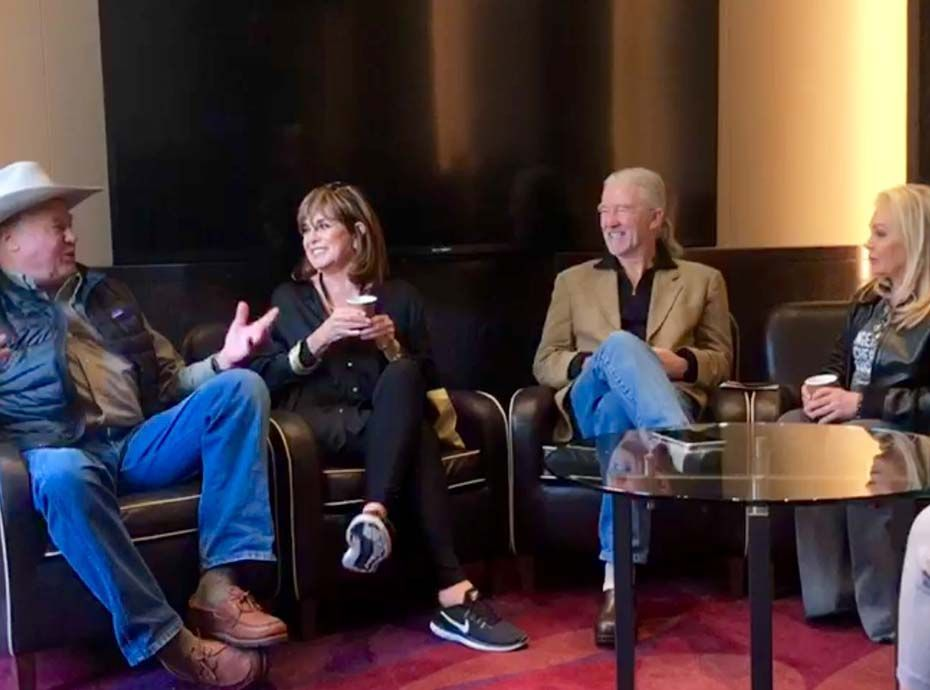 Exclu Public : Love story, anecdotes, secrets... Patrick Duffy et Linda Gray (Dallas), l'interview sans tabou !