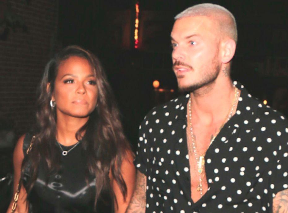 Musique : M. Pokora et Christina Milan officialisent leur relation