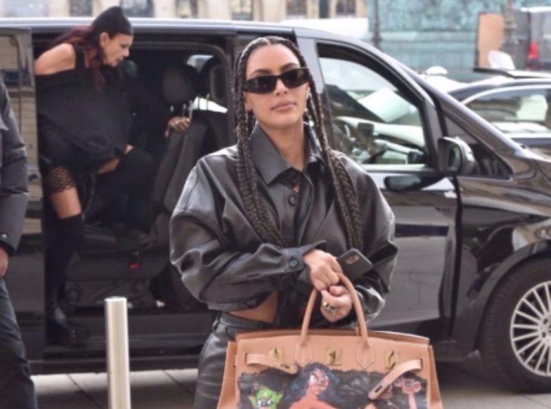 Fashion Week : Kim Kardashian, Angèle, Gigi Hadid, zoom sur le look des stars