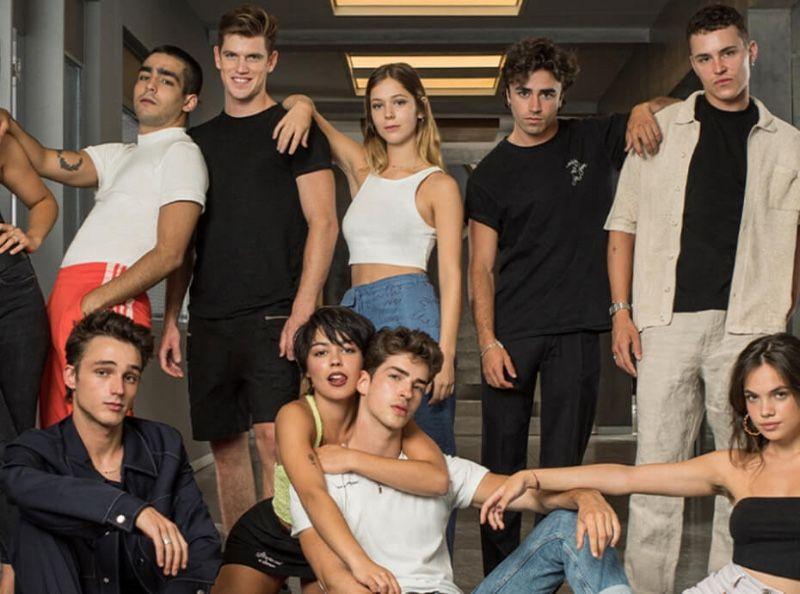 """Fellations, sodomisation, nudité à foison... la saison 4 d'""""Elite"""" carrément plus hot que les précédentes : les images qui font jaser !"""