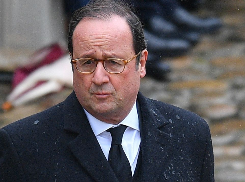 François Hollande : L'ex-président de la République aborde sa rupture avec Valérie Trierweiler