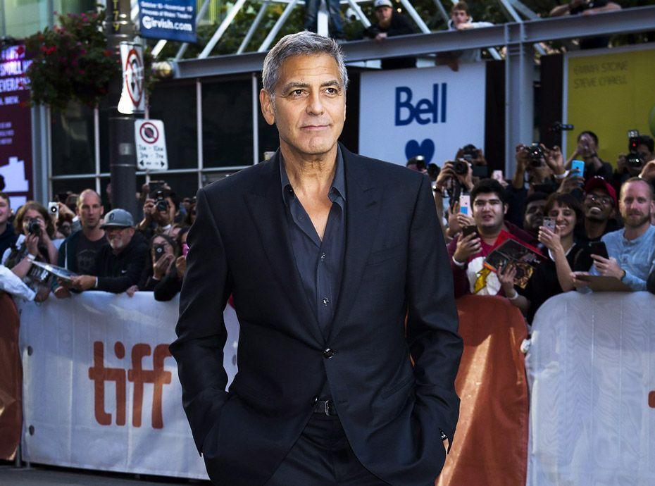 Fusillade de Parkland : George Clooney apporte son soutien aux lycéens