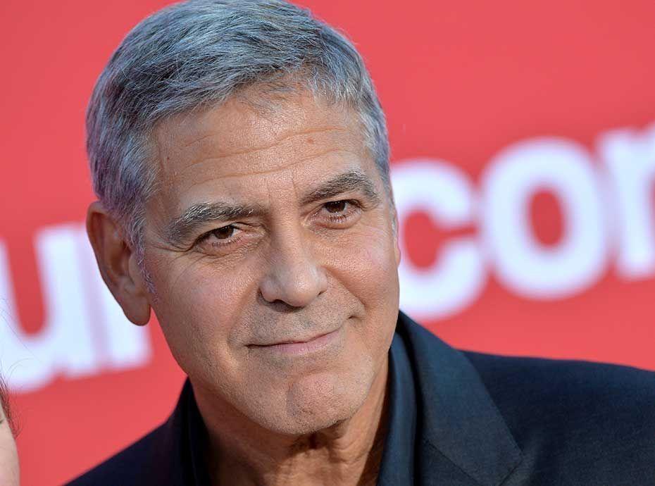 George Clooney : 20 ans après Urgences, il revient dans une série !