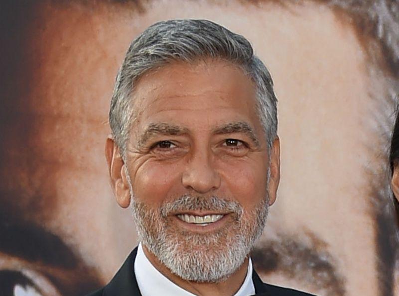 George Clooney accidenté : Son impresario donne de ses nouvelles !