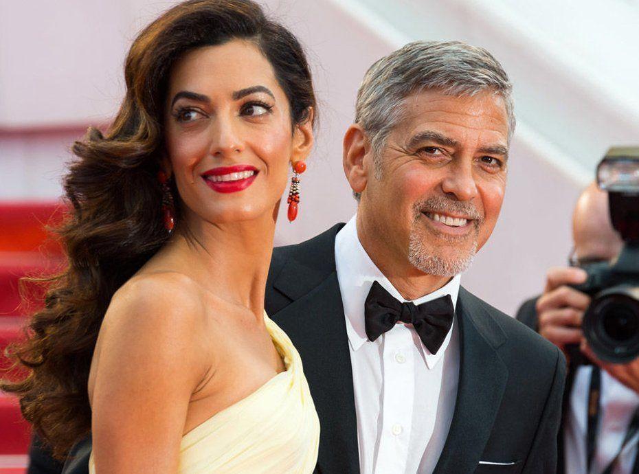 George Clooney : fan d'Emmanuel Macron !