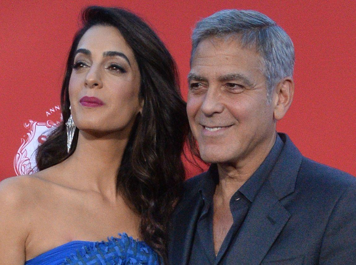George Clooney : La vérité sur sa première rencontre avec sa femme, Amal