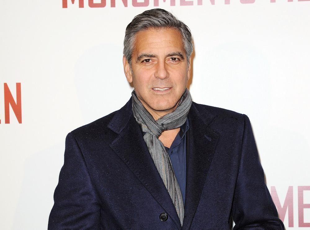 George Clooney vient-il d'annoncer la fin de sa carrière ?