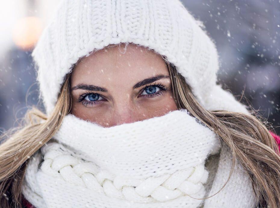 Grand froid : les secrets de beauté made in Scandinavie