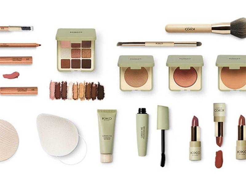 Green Me : KIKO lance une collection de maquillage à base de produits naturels