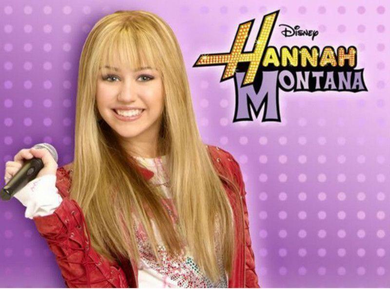 Hannah Montana Netflix