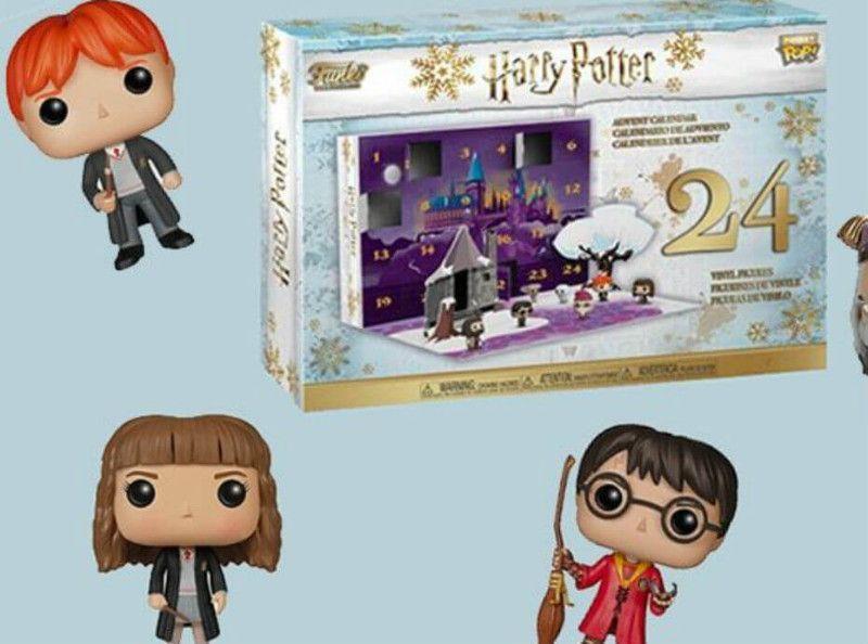 Calendrier De Lavent 2020 Ado Fille.Harry Potter Un Calendrier De L Avent Existe