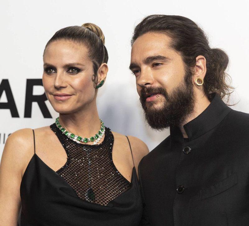 Heidi Klum et Tom Kaulitz se sont mariés : retour sur leur idylle en images