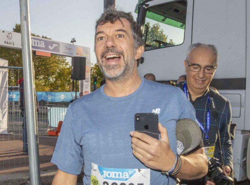 Héroïque : Stéphane Plaza a remporté le défi que lui a lancé Karine Le Marchand !