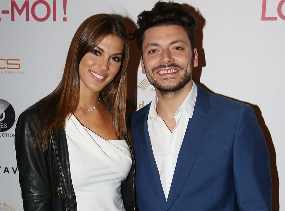 iris mittenaere et kev adams en couple la photo du bisou qui confirme leur idylle. Black Bedroom Furniture Sets. Home Design Ideas