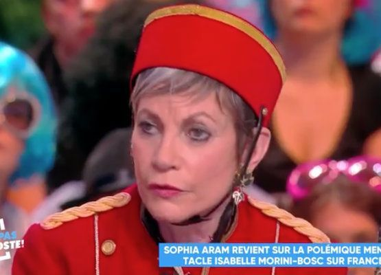 Video Isabelle Morini Bosc Insultee Par Sophia Aram Elle Lui