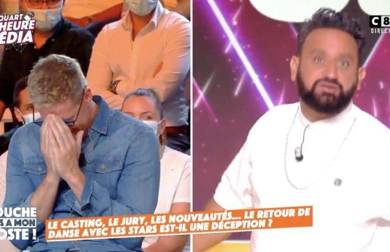 """""""J'ai besoin d'oseille"""", Cyril Hanouna grille Matthieu Delormeau en direct dans """"TPMP"""" en révélant une conversation téléphonique..."""