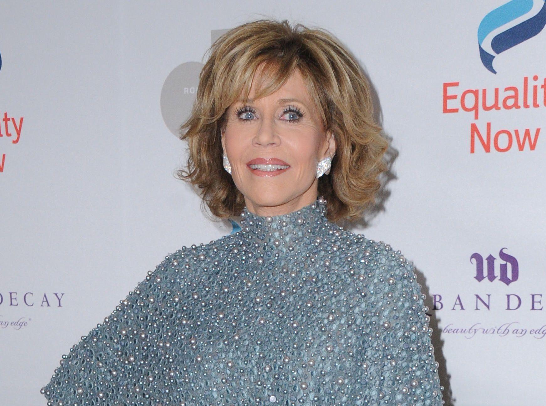 Jane Fonda A 79 Ans La Legende D Hollywood Est Celibataire