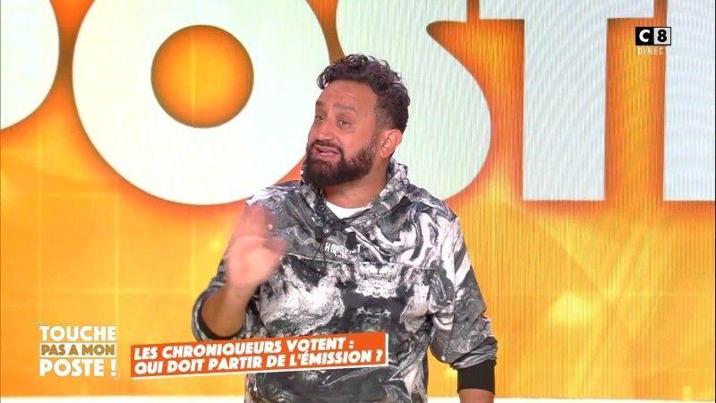 """""""Je n'ai pas que ça à foutre !"""" : Cyril Hanouna commente le départ de Jean-Michel Maire de """"TPMP"""""""