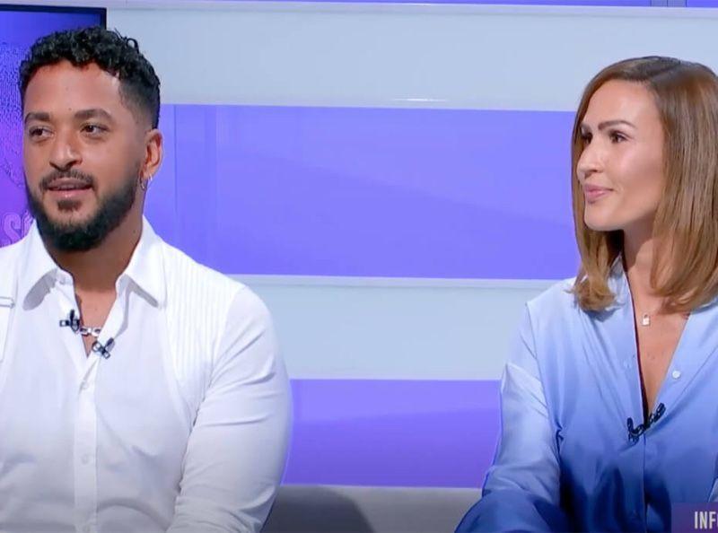"""""""Je suis pas très chaud"""" : quand Slimane se lâche en direct à la télévision marocaine devant Vitaa"""