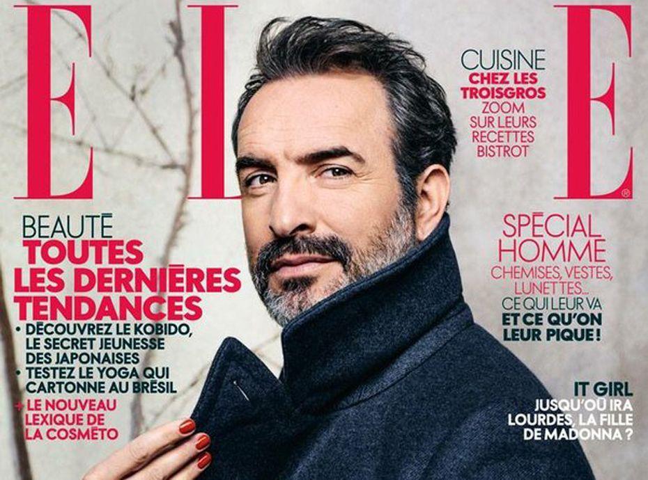 Jean dujardin comment il a craqu pour nathalie p chalat for Jean dujardin instagram