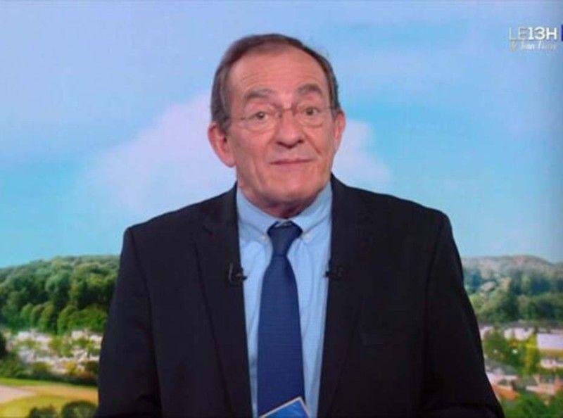 Jean-Pierre Pernaut caricaturé en